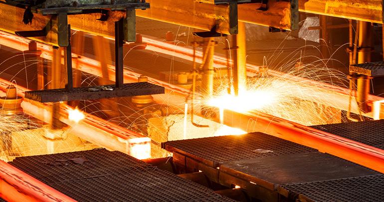 冶金行业案例