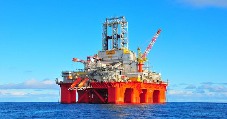 海油平台案例